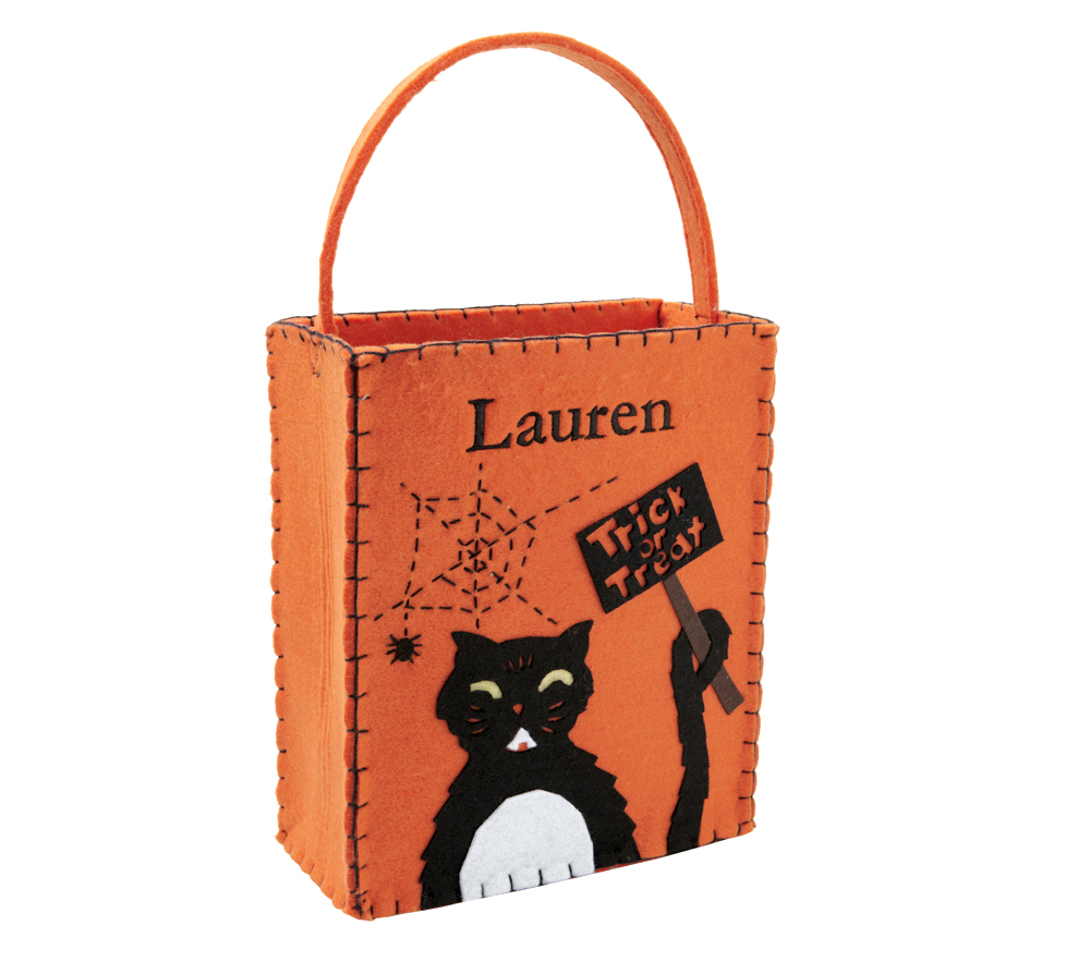 black-cat-Halloween-candy-bag