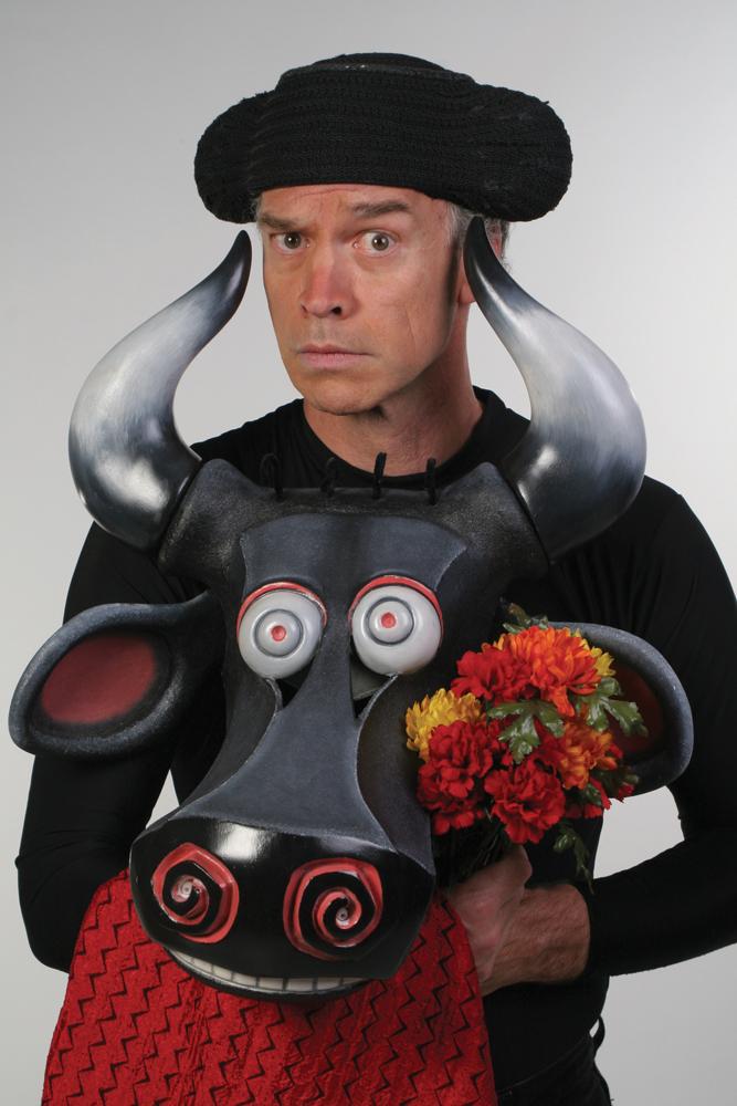 Michael Cooper mime