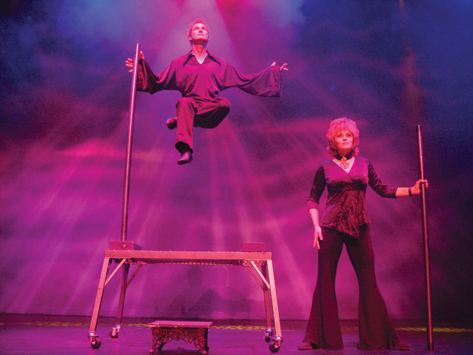 The Spencers Theatre of Illusion
