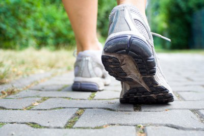 fundraising walk