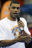 Allan Houston at iStar Charity Shootout
