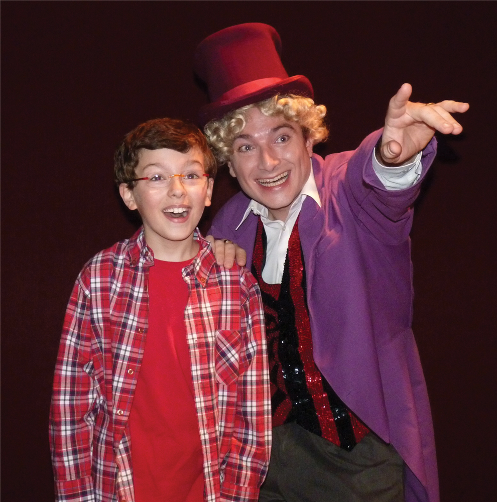 Willy Wonka musical