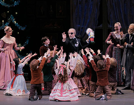 NYC Ballet's The Nutcracker