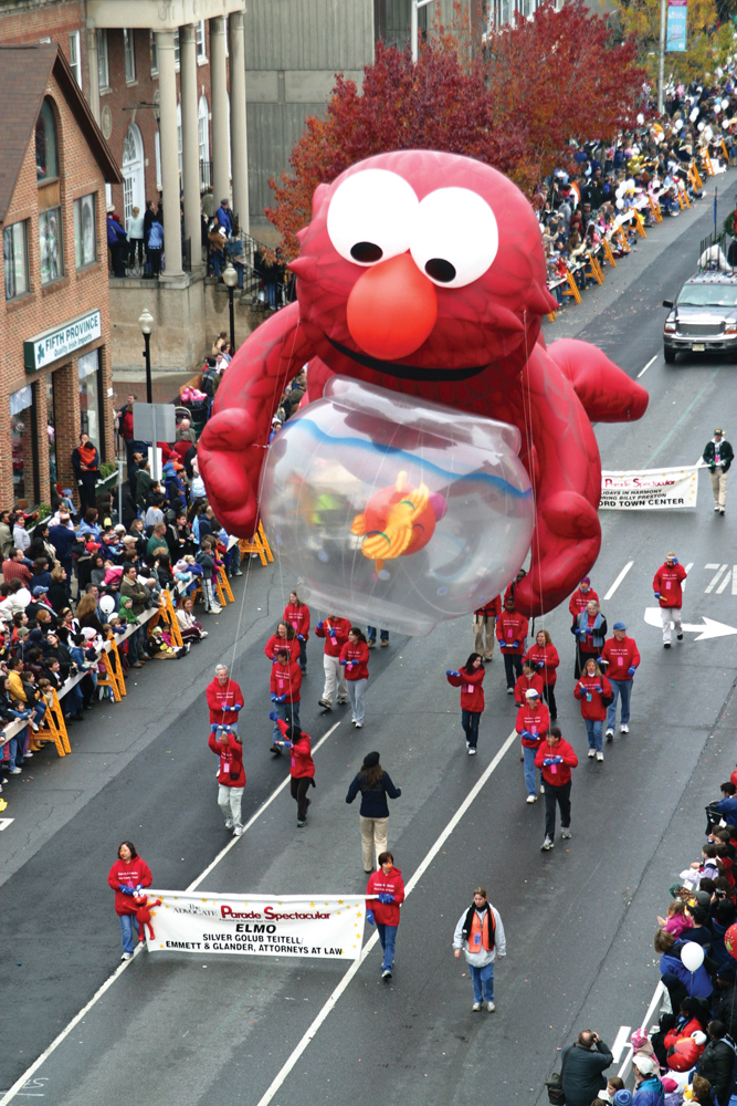 Stamford UBS Spectacular Thanksgiving Parade