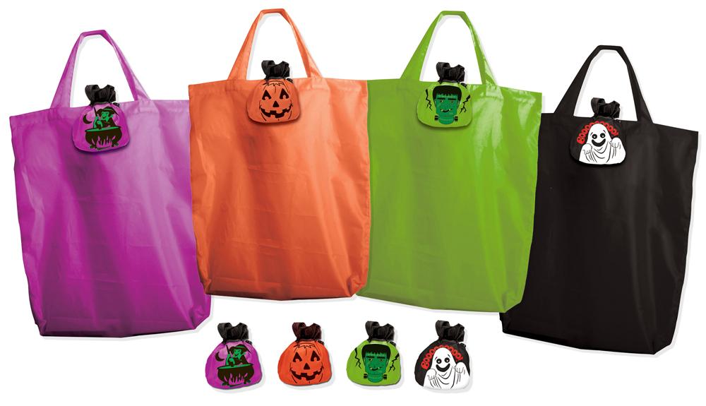 Aeromax Halloween tote-ems bags