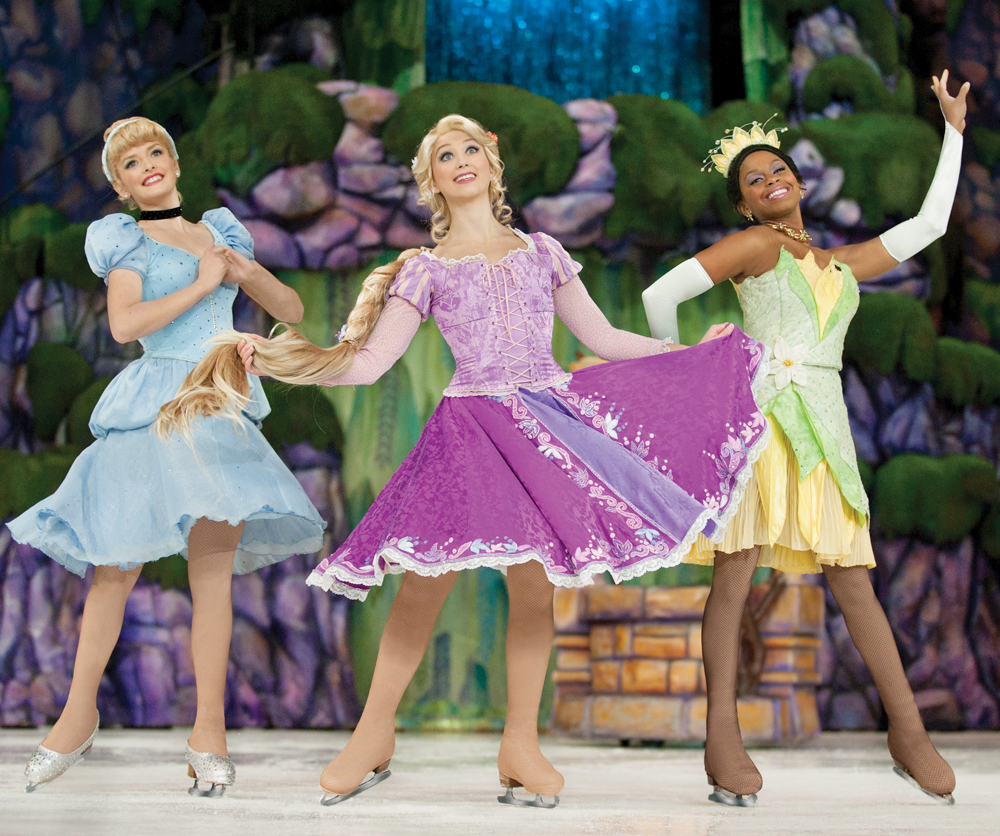 Disney on Ice: Dare to Dream