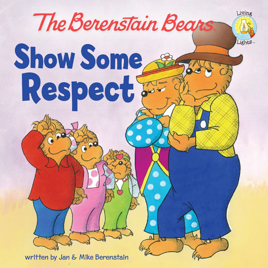 The mother-and-son writing team of Jan and Mike Berenstain teach children to respect their elders through the iconic characters of the Bear Family. In this new installment to the Berenstain Bears Living Lights series,