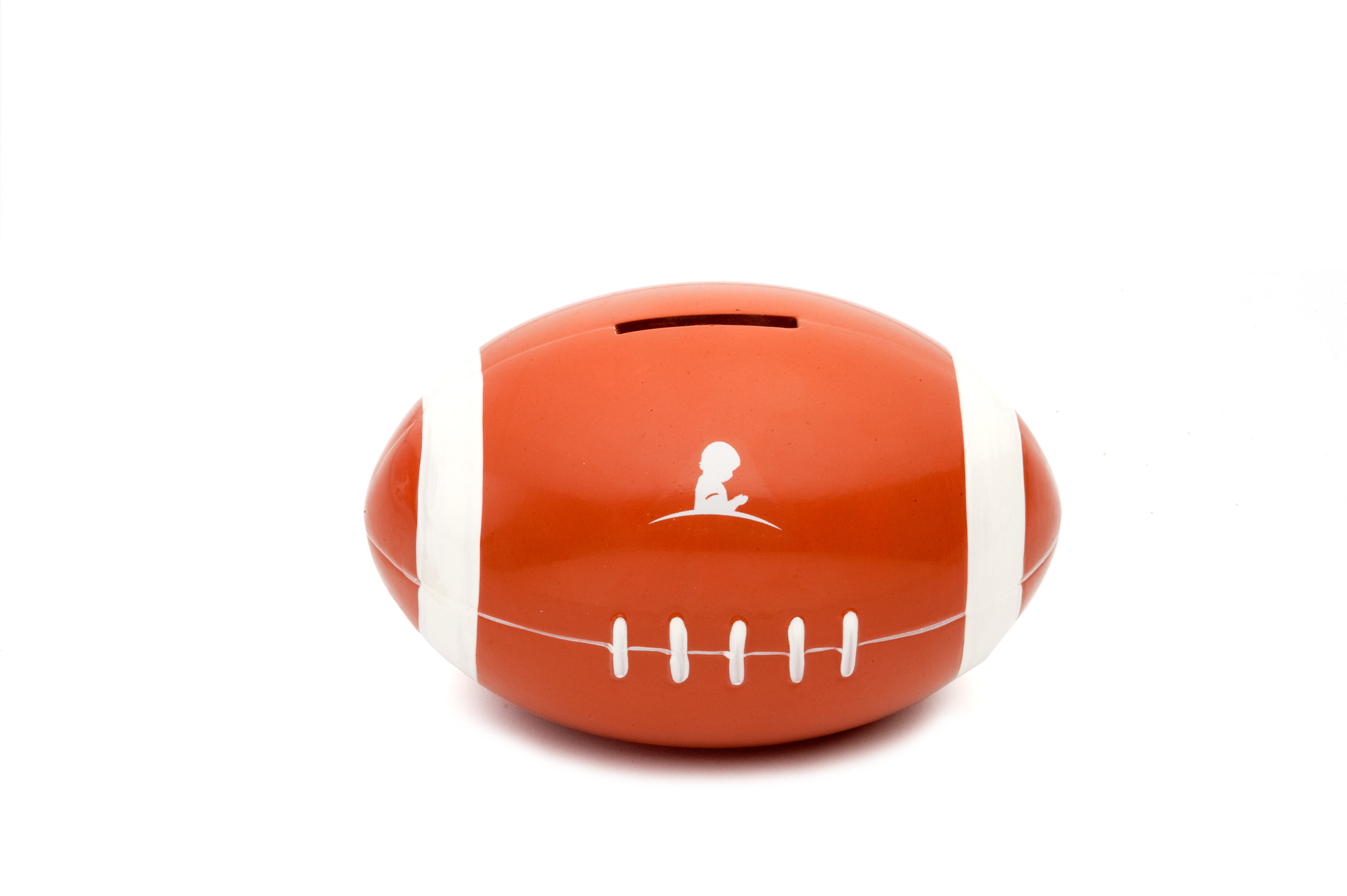 football-piggy-bank