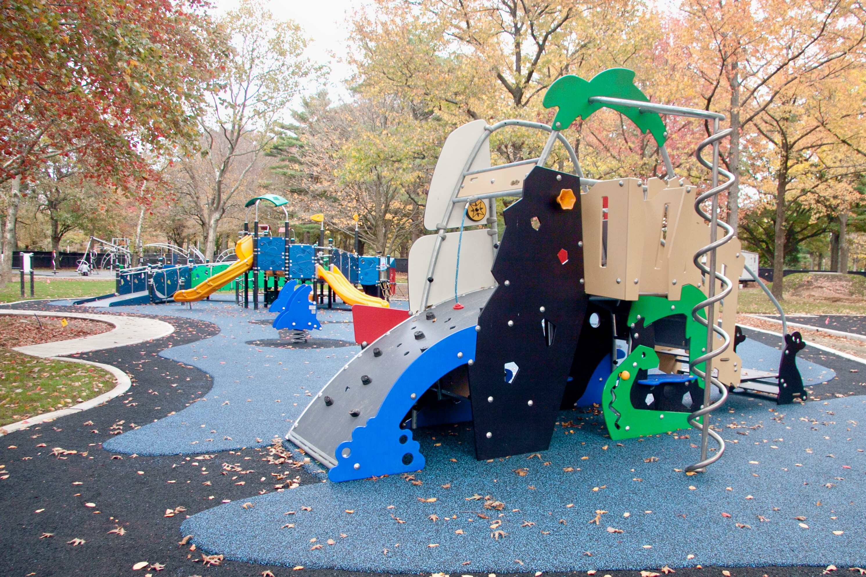 first playground for kids with special needs in nassau county