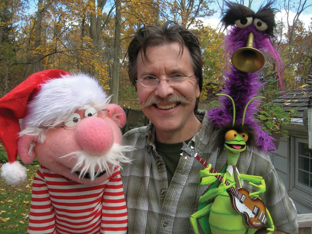 Jim Kroupa, puppeteer