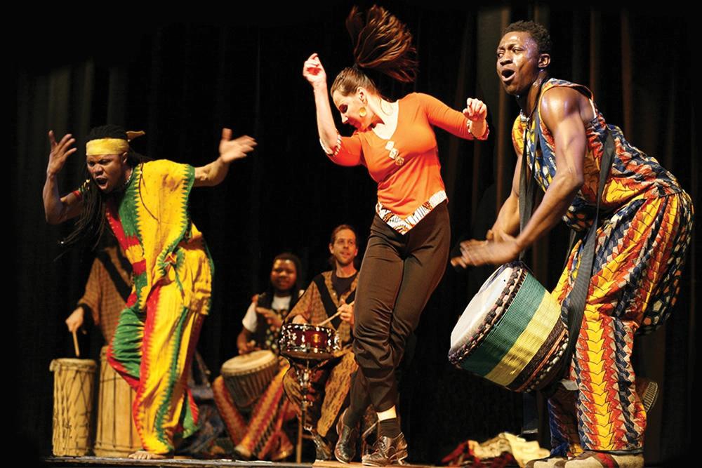 African Rhythm Tapq
