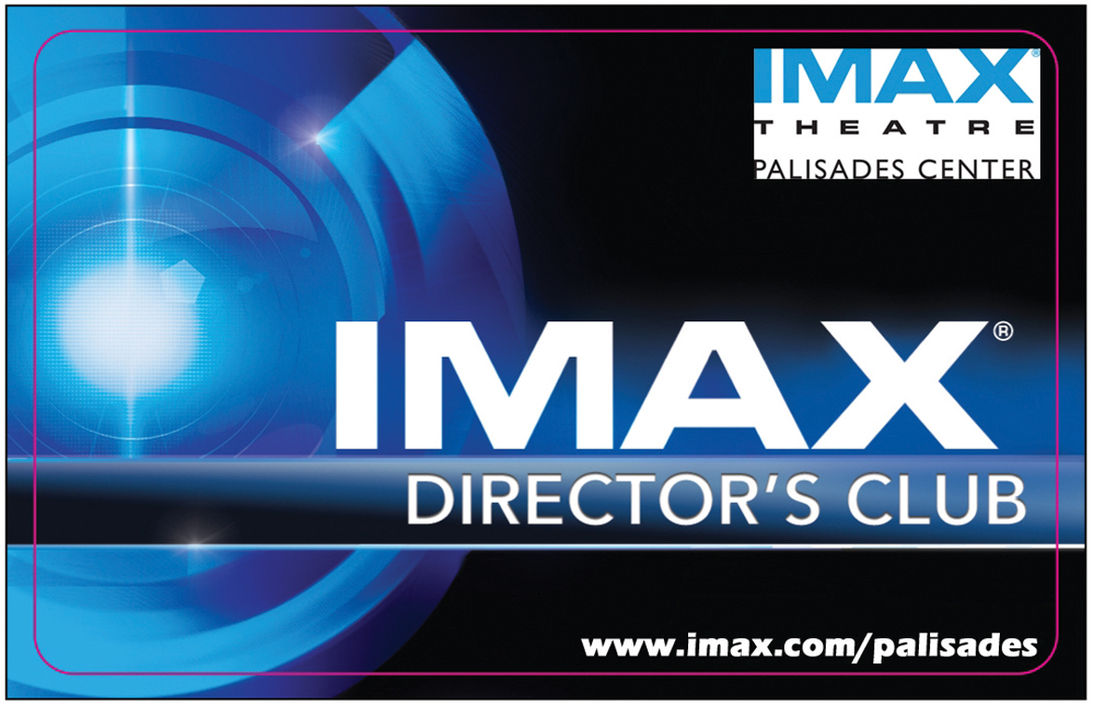 IMAX Director's Club