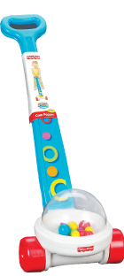 corn popper push toy from Fisher Price