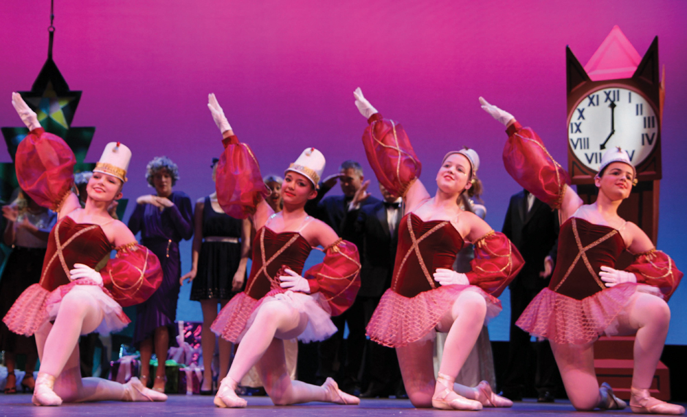 Hampton Ballet Theatre School's The Nutcracker