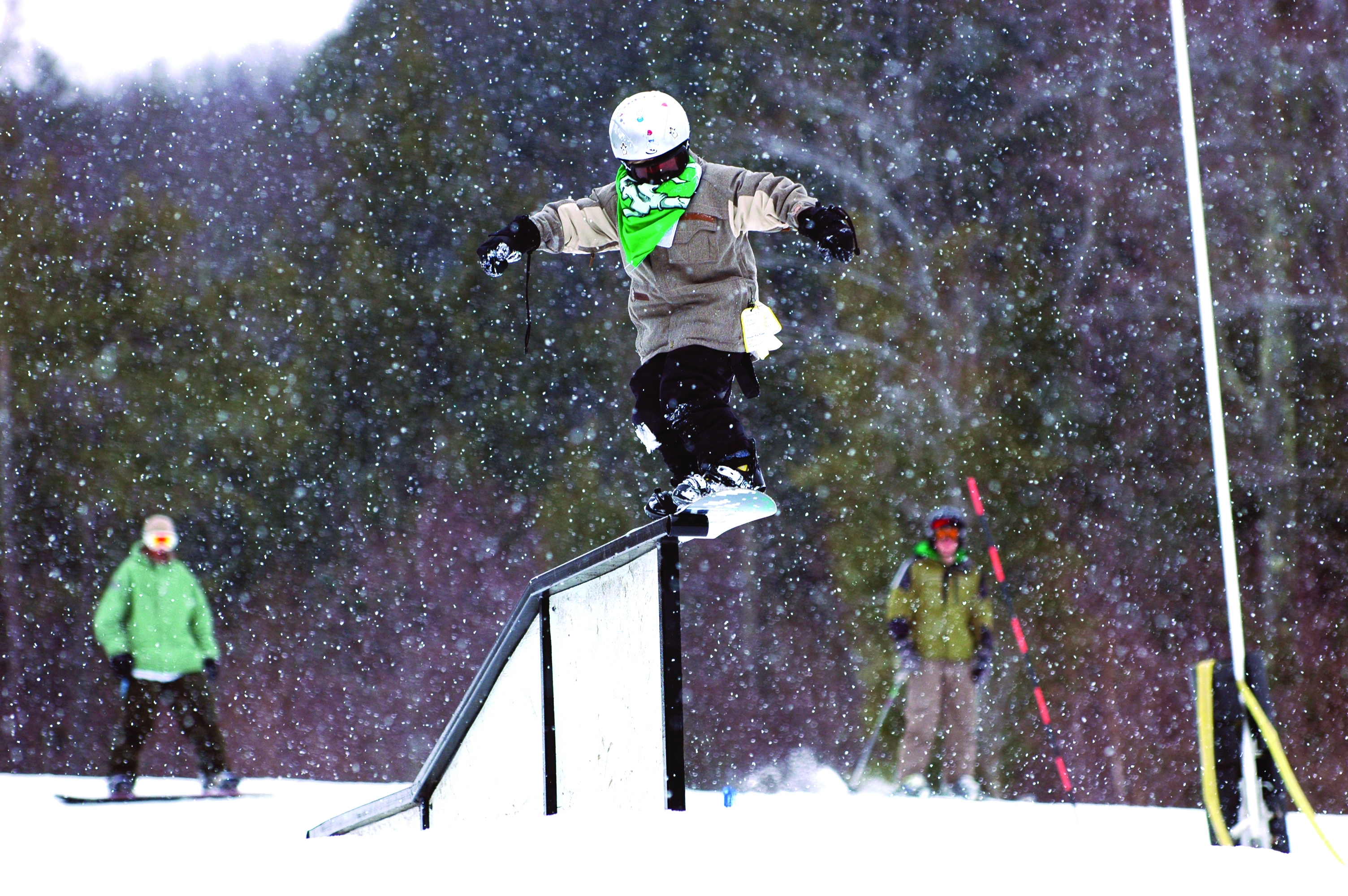 With the proper guidance, children as young as 5 can begin learning to snowboard.