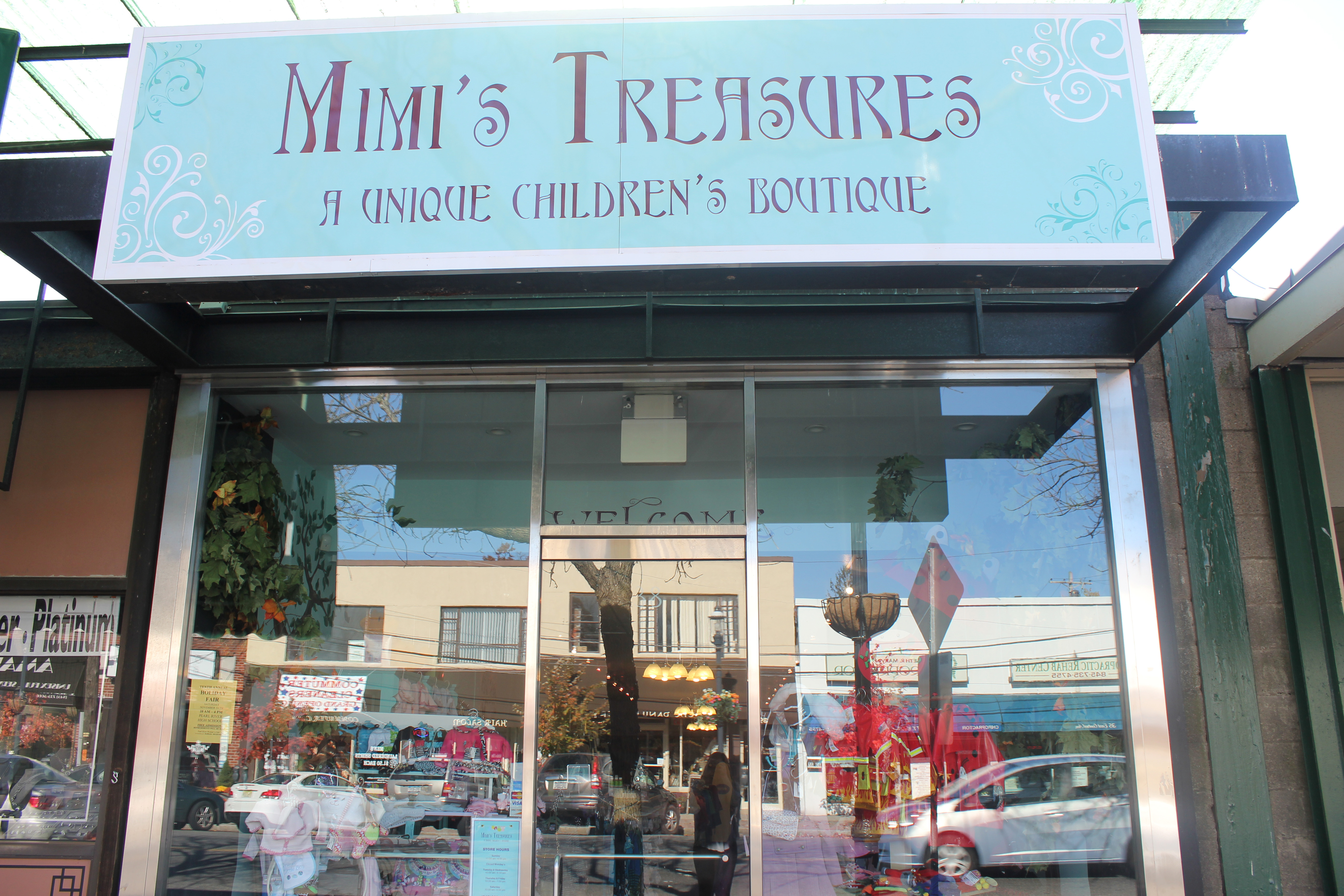 "Mimi's Treasures offers ""a little bit of everything"" according to owner Kelly Maris."