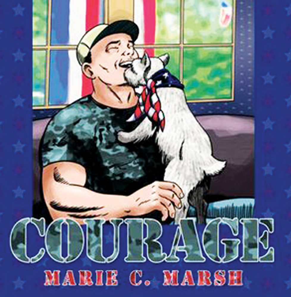Courage by Marcie C. Marsh