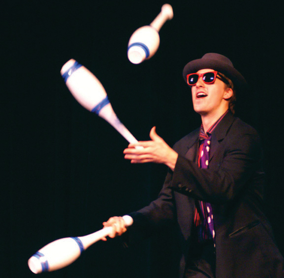 magician Gary Ferrar