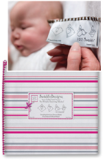 Swaddle Designs receiving blanket and instructions