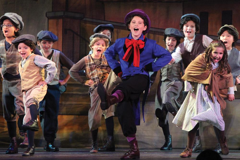 Oliver musical