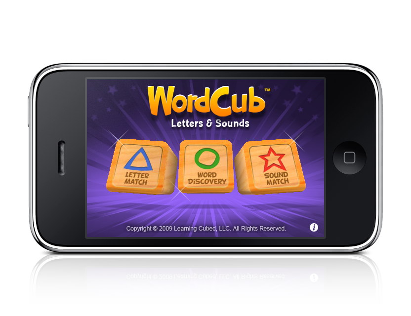 Word Cub is an educational memory app.