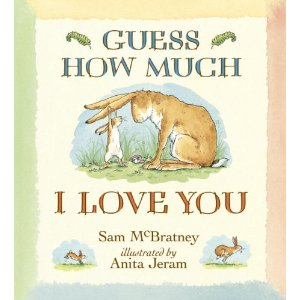 Top 10 Valentine's Day Books: Guess How Much I Love You