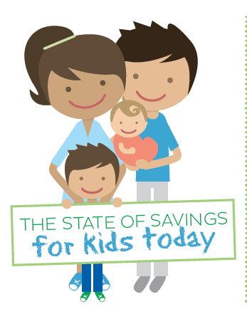 kids and savings