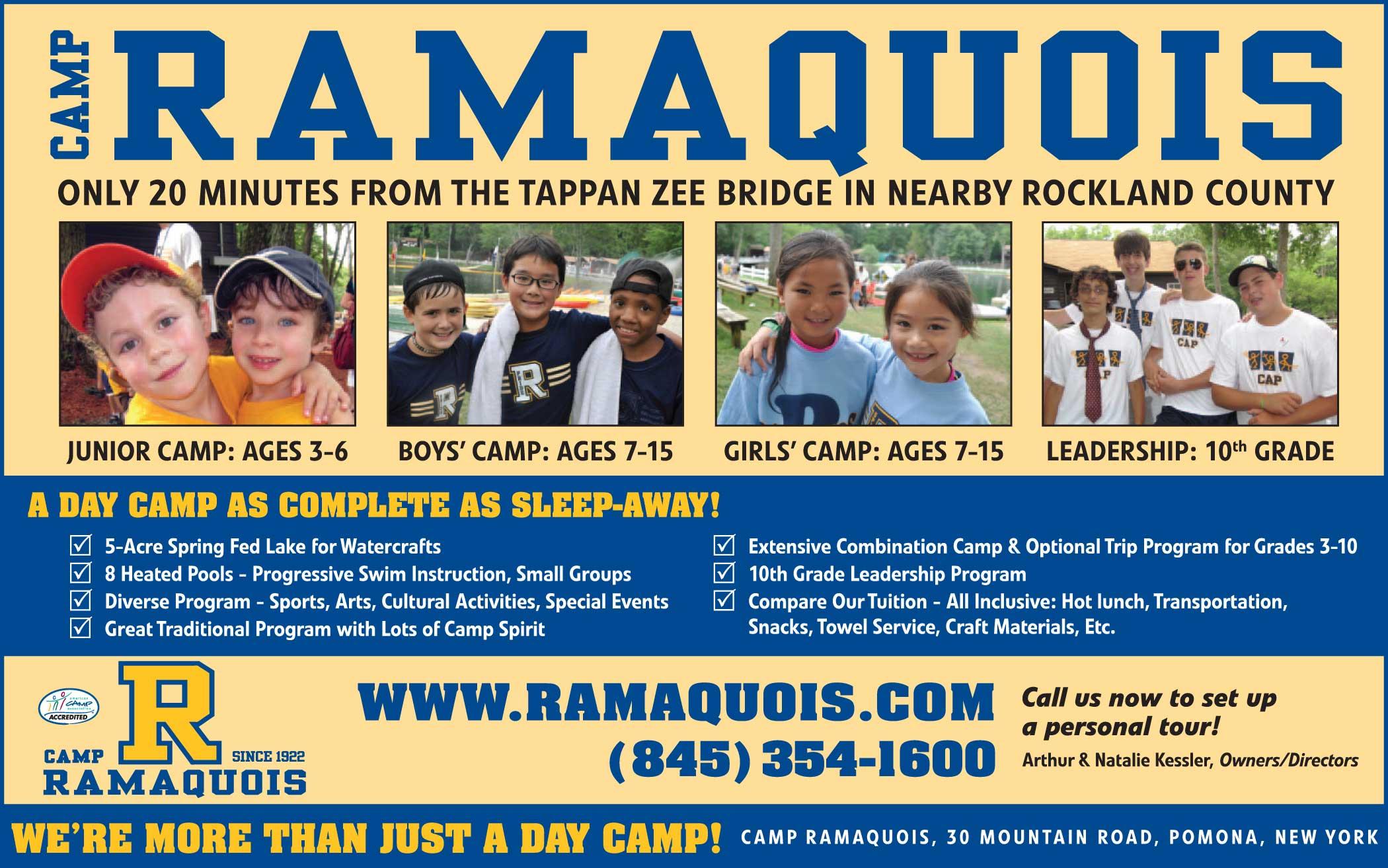 Camp Ramaquois