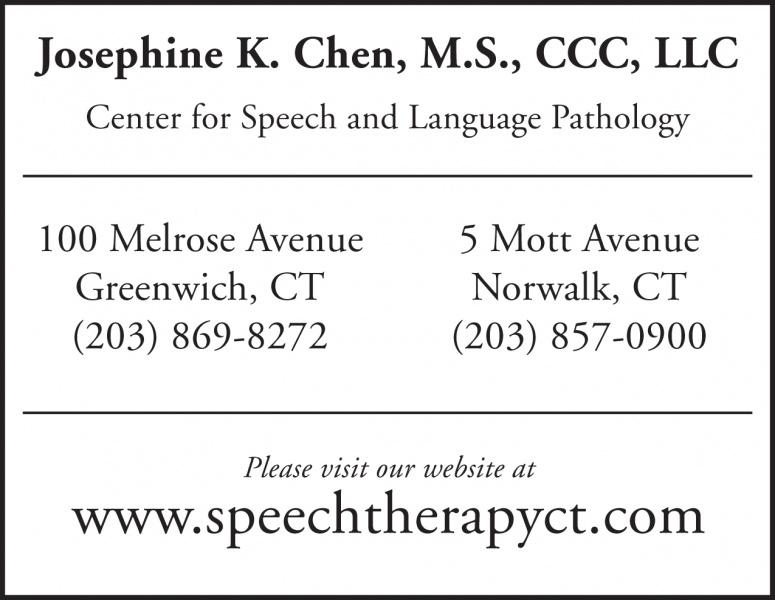 Josephine Chen-Center for Speech and Language Pathology