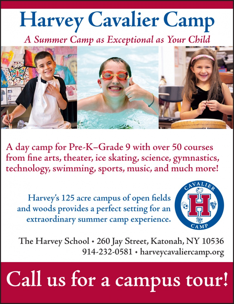 Harvey Cavalier Camp