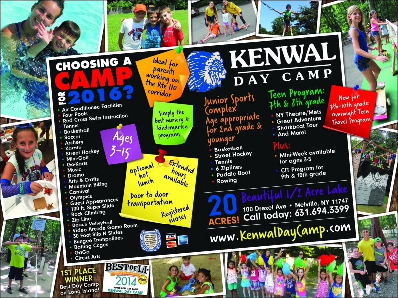 Kenwal Day Camp
