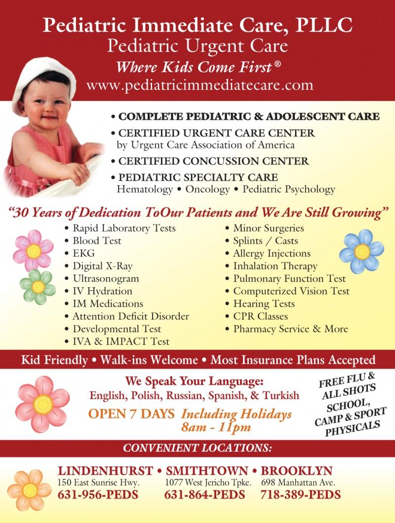 Pediatric Immediate Care