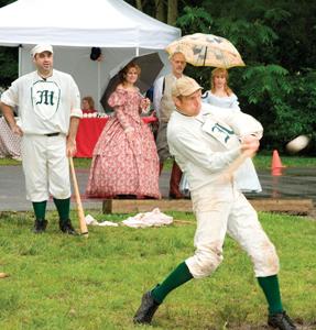 Victorian baseball