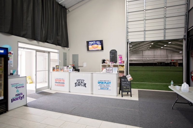 West Rock Indoor Sports and Entertainment