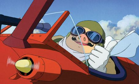 Porco Rosso anime film