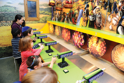 Jewish Children's Museum Voyage Through Jewish History