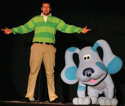 Blue's Clues musical