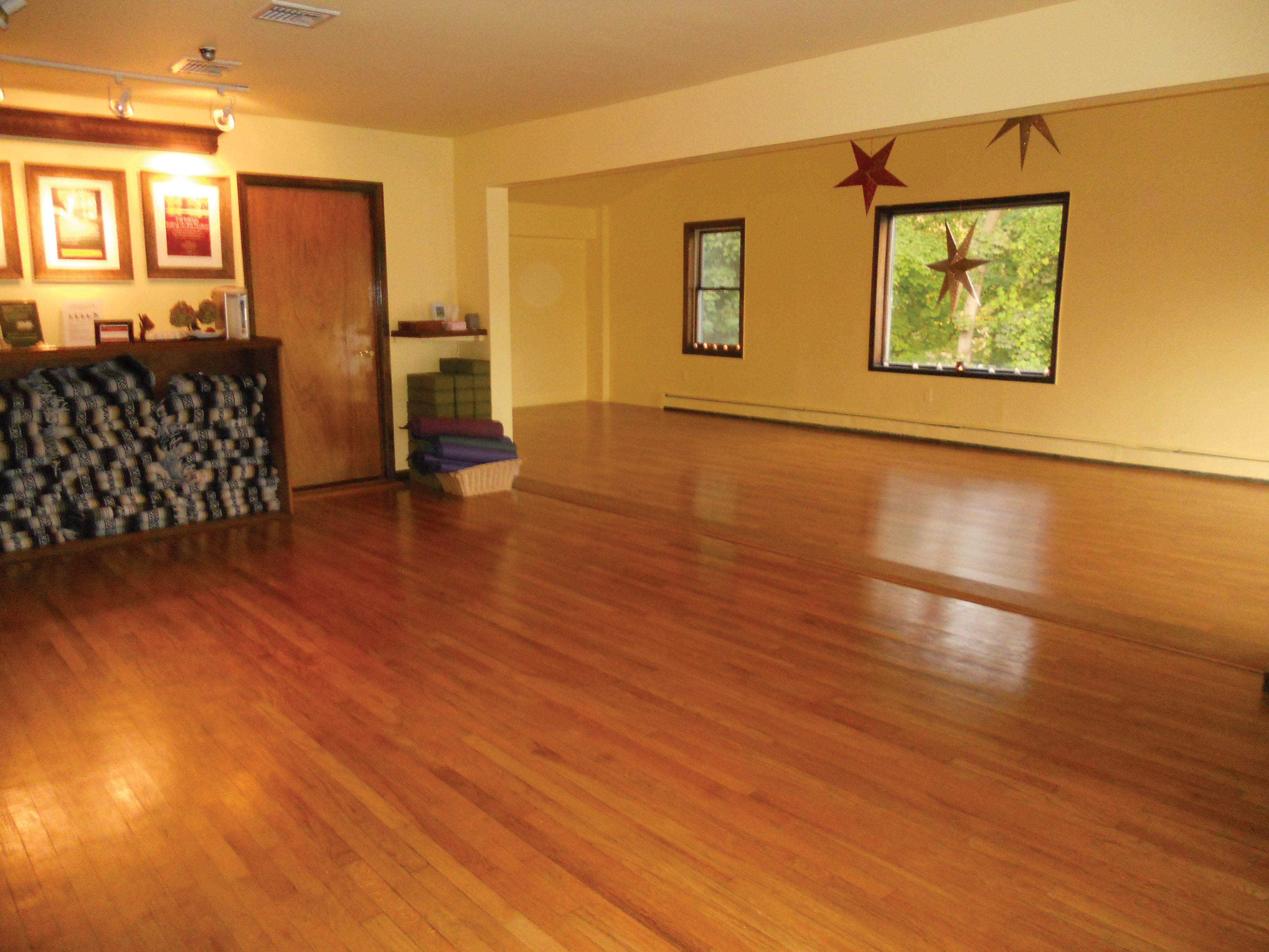 Sanctuary Yoga Studios