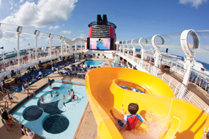 Disney Cruises Now Offered From NYC