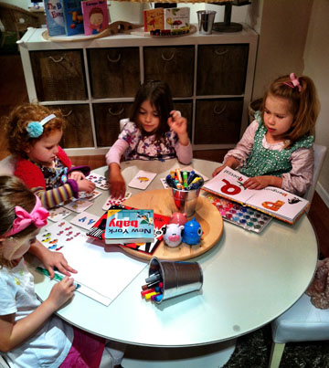 Pre Hoots at <a href='http://nymetroparents.com/listing/Book-Nook'>Book Nook</a>