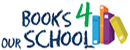 Books 4 Our School logo