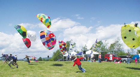 kite festival katonah