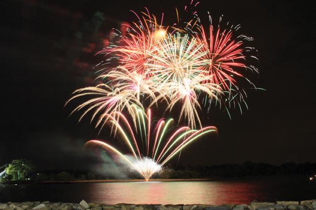 fireworks in westchester