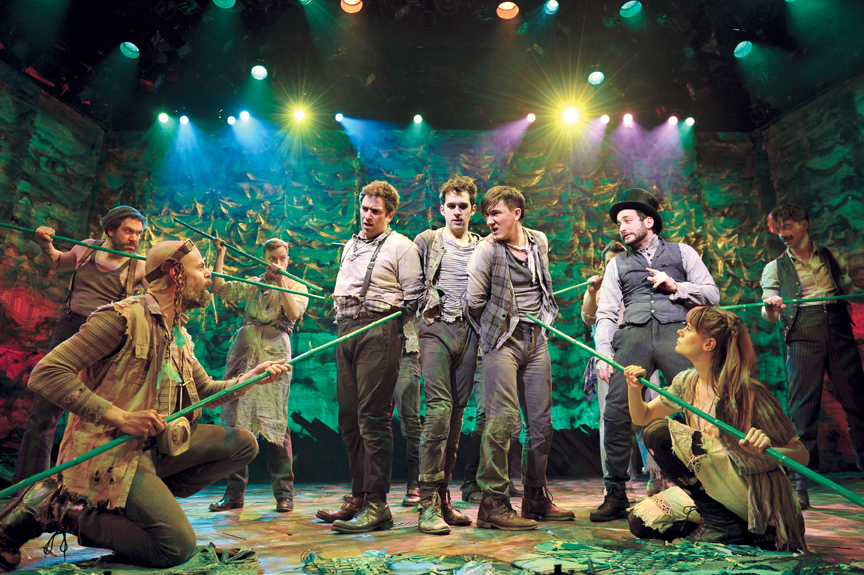 Peter and the Starcatcher on Broadway