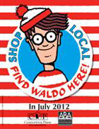 Find Waldo in Astoria Queens
