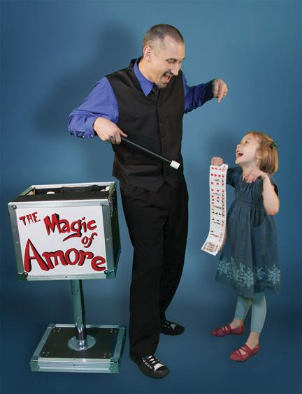 Amore magician
