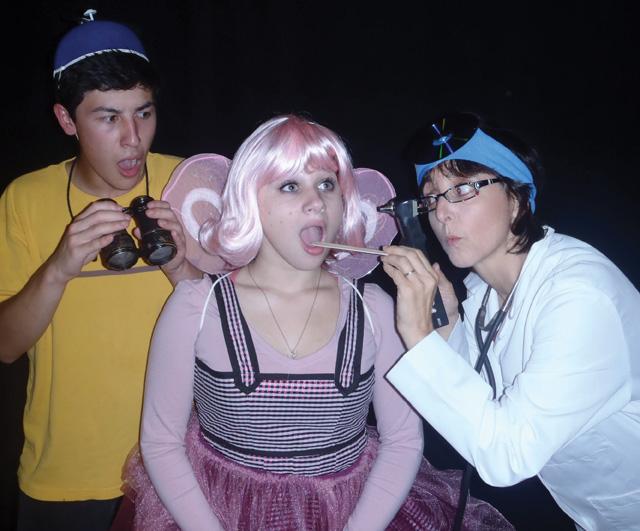 Pinkalicious musical