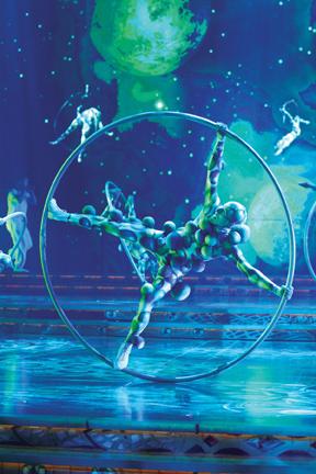 Cirque du Soleil Zarkana