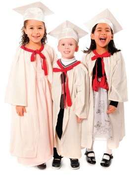 Kids' Graduation