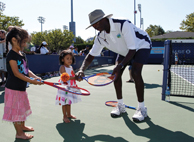 US Open Kids Day
